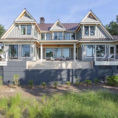 Custom Home On High Dunes Lane On Kiawah Island, SC - Camens Architectural Group